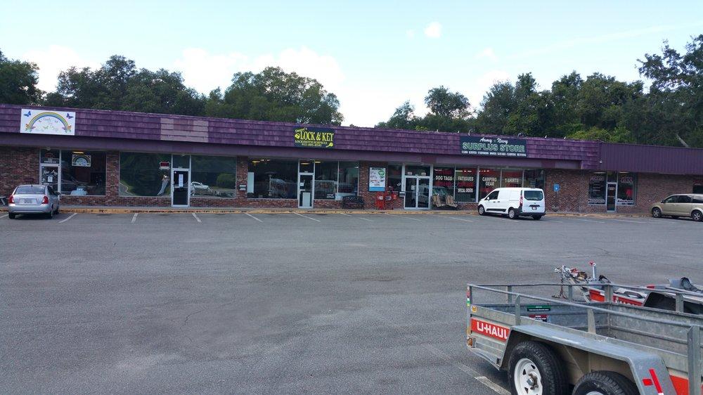 Danny's Lock & Key: 922 Amys Ford Trl, Cleveland, GA