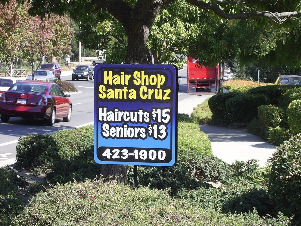 Hair Shop Santa Cruz For Men's hair care product line consists of professionally chosen products. We will gladly recommend the products best suited for your needs. We also stock a wide variety of organic vitamins and teas.
