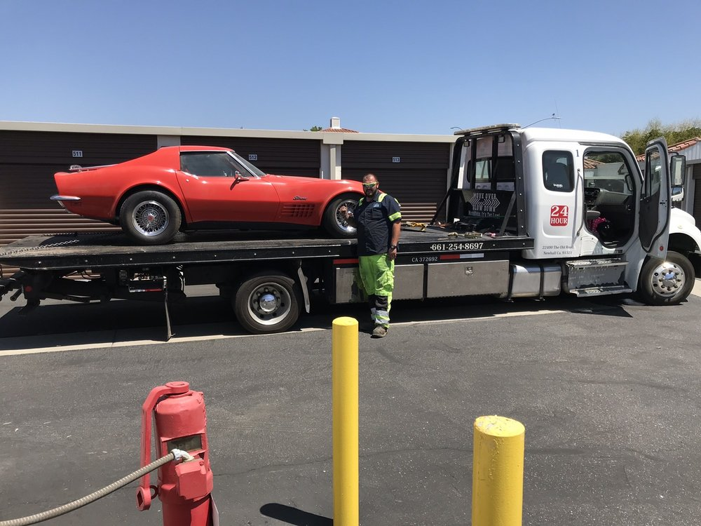 Towing business in Stevenson Ranch, CA