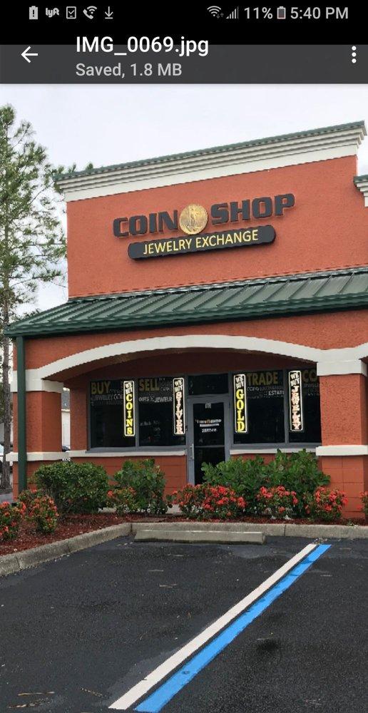 The Coin Shop
