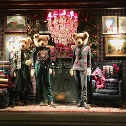 Photo de Polo Ralph Lauren - Chicago, IL, États-Unis. Christmas Window c36afc69c3d