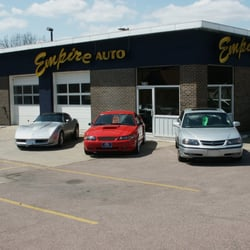 Empire Auto Sales >> Empire Auto Sales Used Car Dealers 1401 S Minnesota Ave Sioux