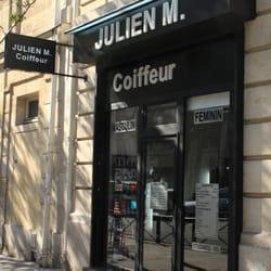 Julien m hair salons 37 ave claude vellefaux colonel for Hair salon paris france