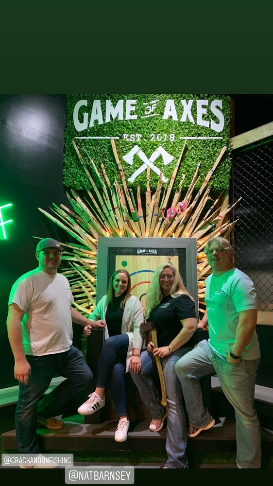 Game of Axes: 10160 W Indiantown Rd, Jupiter, FL