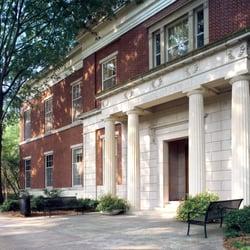 Photo of UGA School of Law - Athens, GA, United States. Hirsch Hall