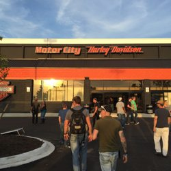 Photo of MotorCity Harley-Davidson - Farmington Hills, MI, United States. Front