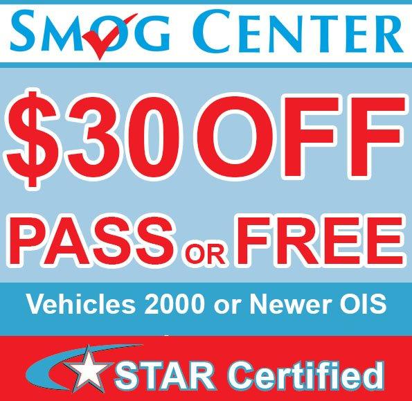 Smog Center: 14838 Corta Dr, Victorville, CA