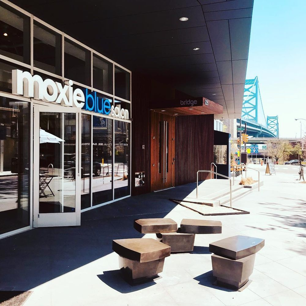 Moxie Blue Salon: 205 Race St, Philadelphia, PA