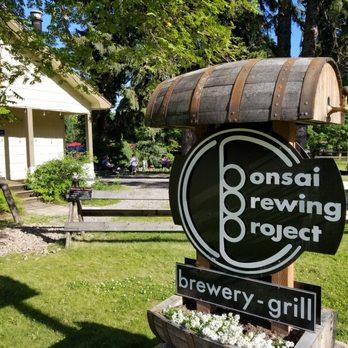 Bonsai Brewing Food Menu