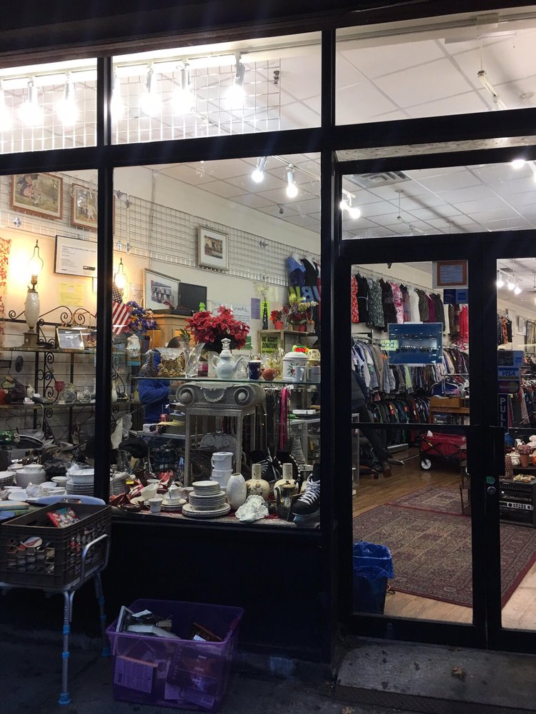 Sunnyside Thrift Shop: 45-14 Greenpoint Ave, Sunnyside, NY