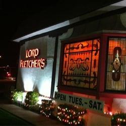 Lord Fletcher S Restaurant