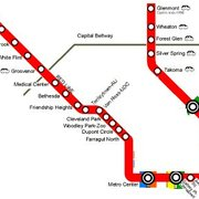 The DC Metro Red Line - 54 Reviews - Public Transportation