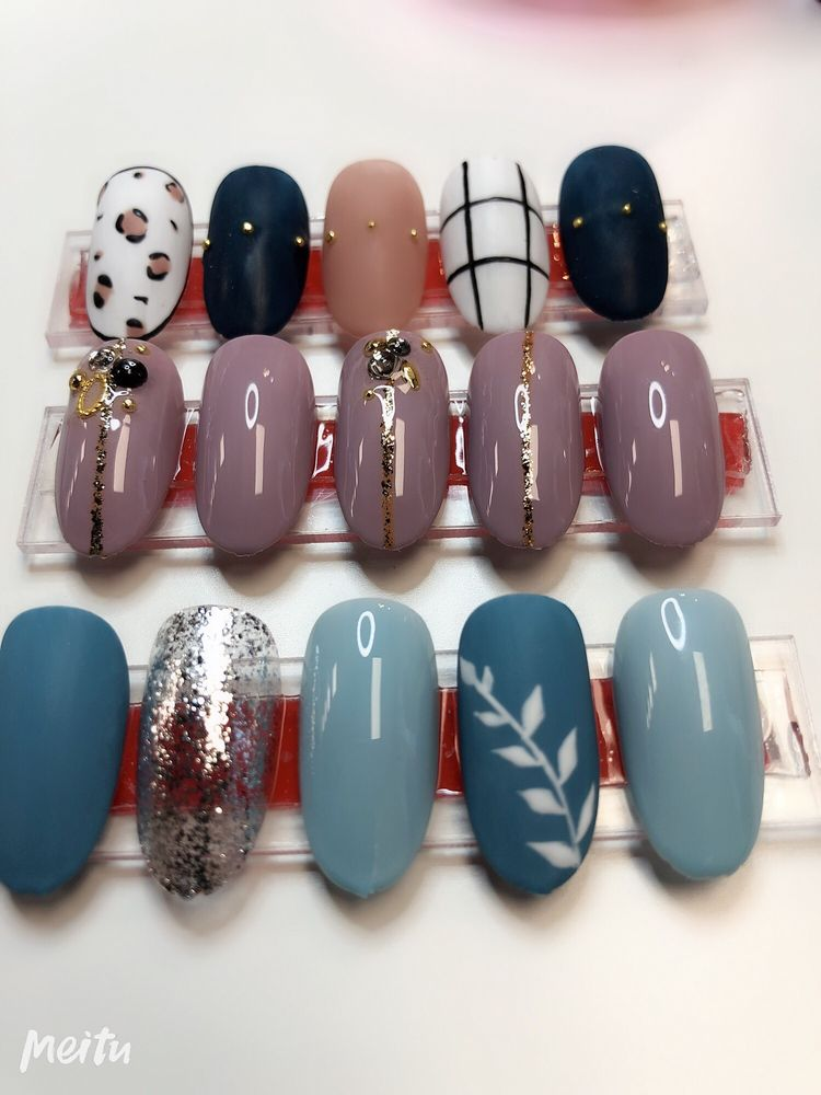 Paris Nails: 114 W 4th Ave, Moses Lake, WA
