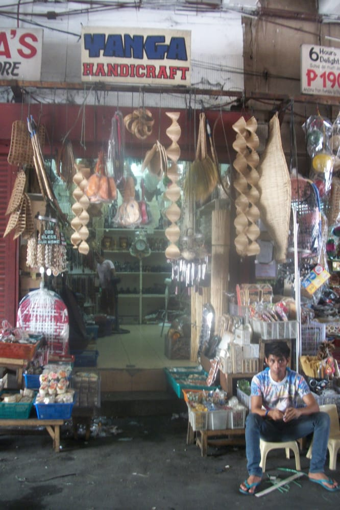 Quiapo Underpass Is Still The Best Place For Native Handicrafts Yelp