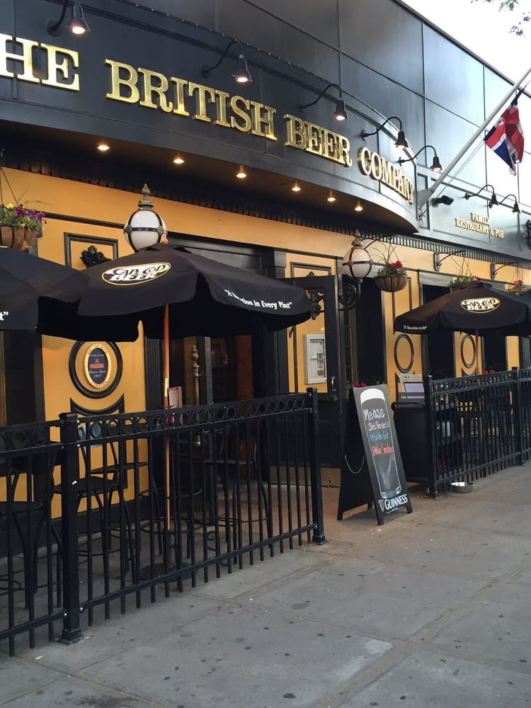 British Beer Company 53 Photos 141 Reviews Pizza 412 Main St Hya