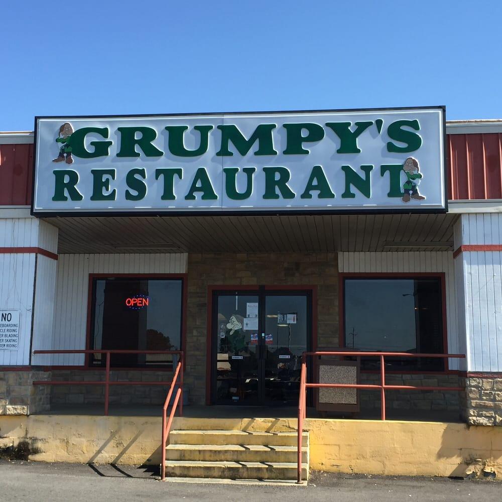 Grumpy's: 425 S McCleskey St, Boaz, AL