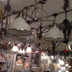 Lyons Lighting Showroom Fixtures Equipment