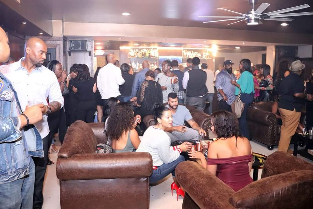 Secret Society Cigar Bar And Lounge