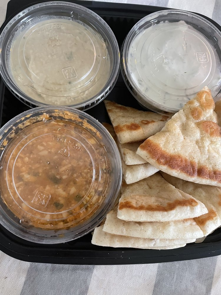 The Big Greek Cafe-Hillandale: 10163 New Hampshire Ave, Silver Spring, MD