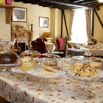 Number  Tea Room Leicestershire