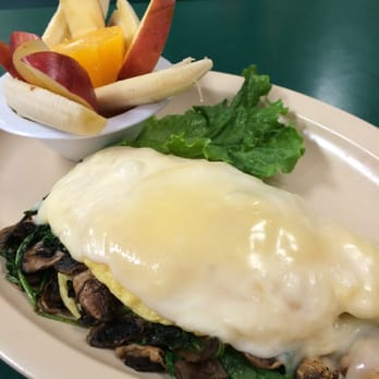 Photo Of Mynda S Country Kitchen Winchester Ca United States Popeye Omelet With