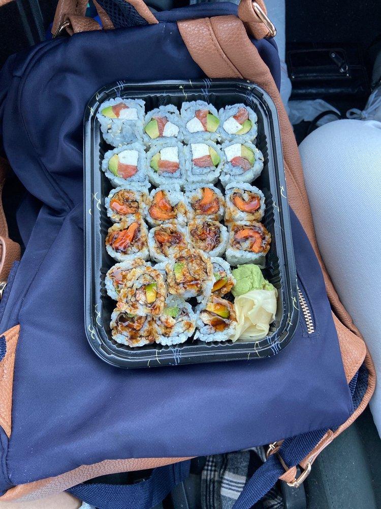 Fuji Sushi & Asian Grill: 1304 N US-281, Marble Falls, TX