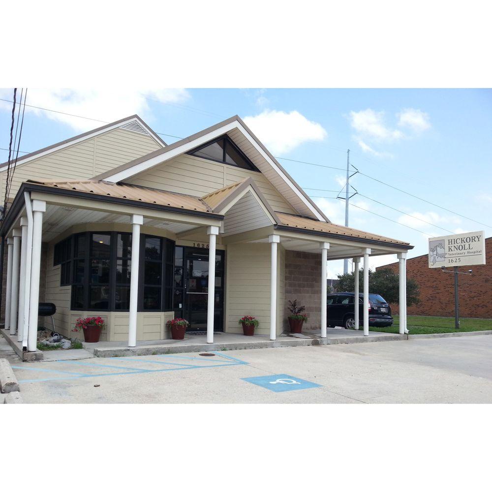Hickory Knoll Veterinary Hospital: 1625 Hickory Ave, Harahan, LA