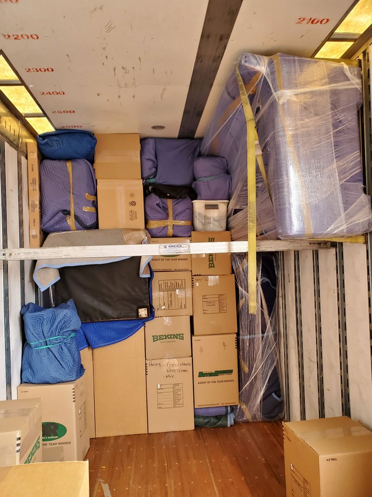 Bailey Moving and Storage: 923 Pennsylvania Ave, Galesburg, IL