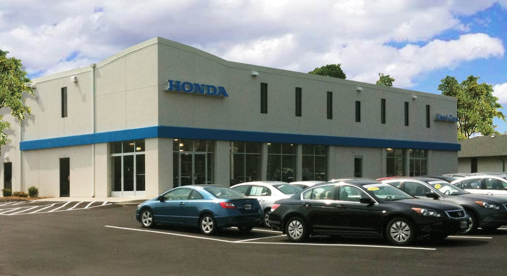 Honda of watertown 25 reviews dealerships 816 for Honda dealers in ct