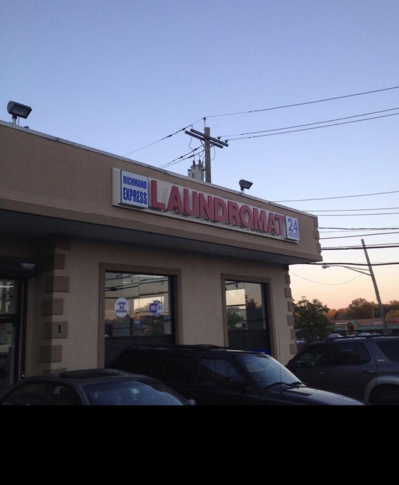 Richmond Express Laundromat: 962 Richmond Ave, Graniteville, NY