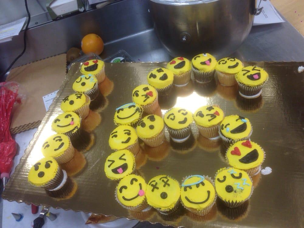 Emoji Cupcakes Yelp