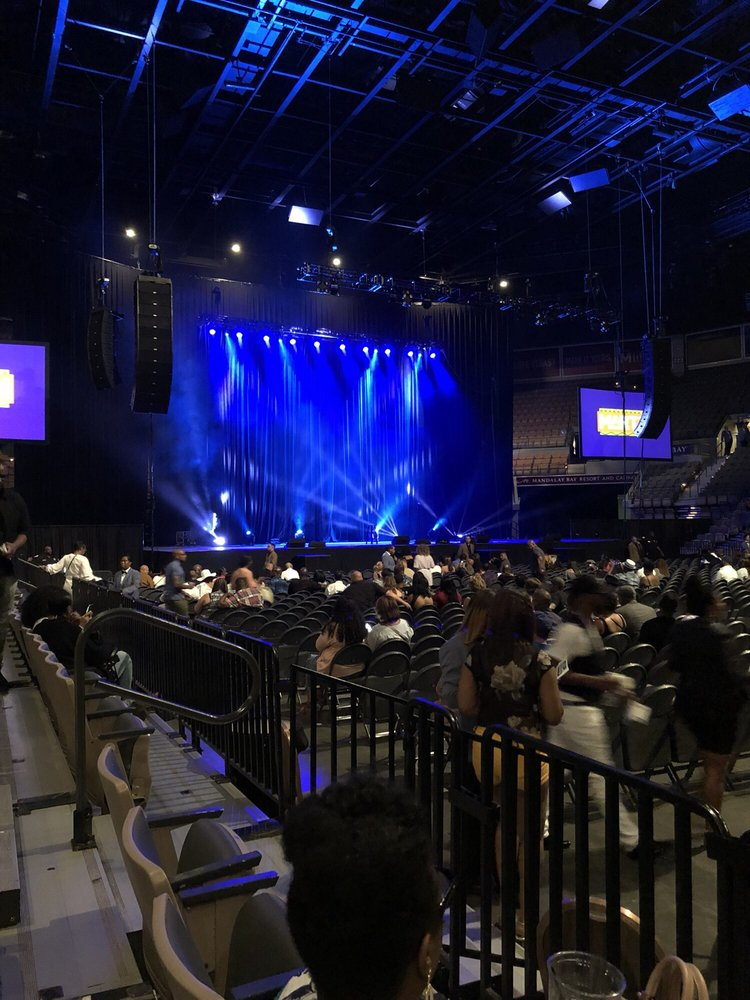 Mandalay Bay Events Center 407 Photos 175 Reviews Venues