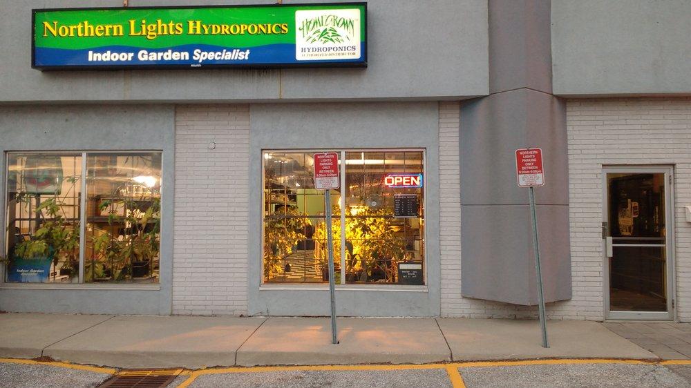 Northern Lights Hydroponics: 2690 Ouellette Avenue, Windsor, ON