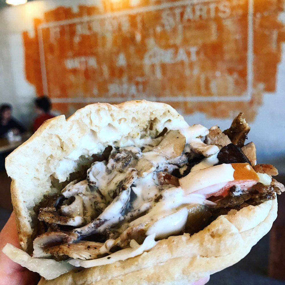 Mr. Shawarma: 725 W 21st St, Norfolk, VA