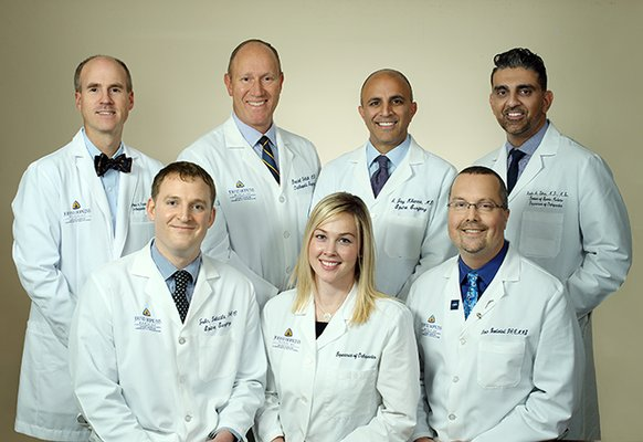Jhcp Orthopaedic And Spine Surgery Orthopedists 6420 Rockledge