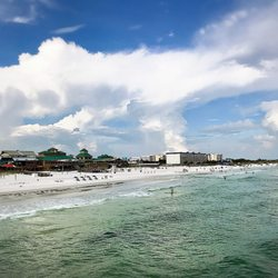 Photo Of Okaloosa Island Pier Fort Walton Beach Fl United States It S