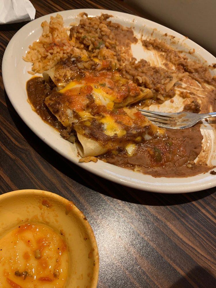 El Burrito: 2400 N Main St, Liberty, TX