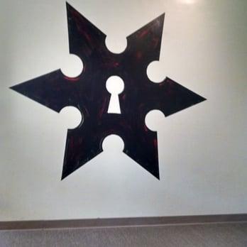 Ninja Escape Room Fremont