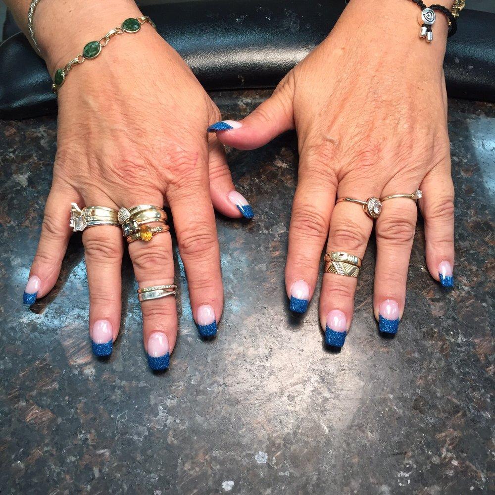 Regal Nails: 2400 N Franklin St, Christiansburg, VA