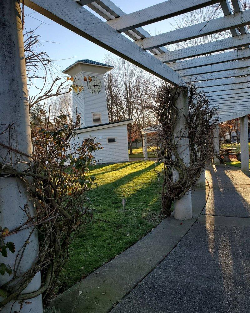 Clocktower Park: 1401 Palisade Blvd, Dupont, WA