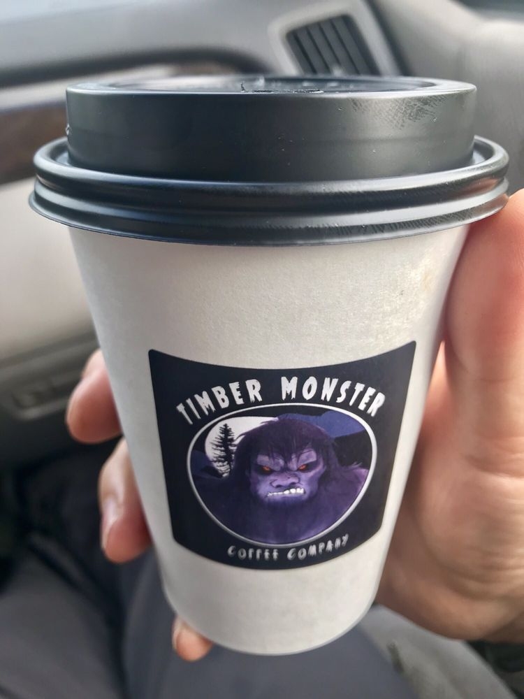 Timber Monster Coffee Company: 715 Croft Ave W, Gold Bar, WA