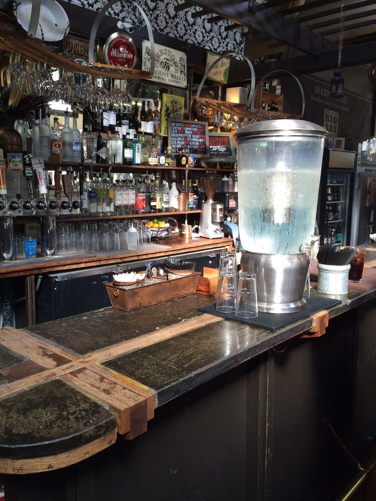 Brickhouse Cafe Bar San Francisco Ca