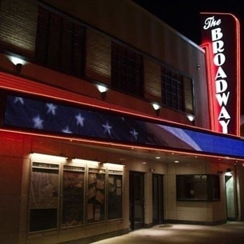 The Broadway Theater: 501 S Main St, Rock Springs, WY