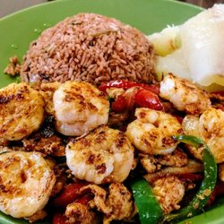 Photo Of Cuban Island Restaurant Roanoke Va United States En And Shrimp