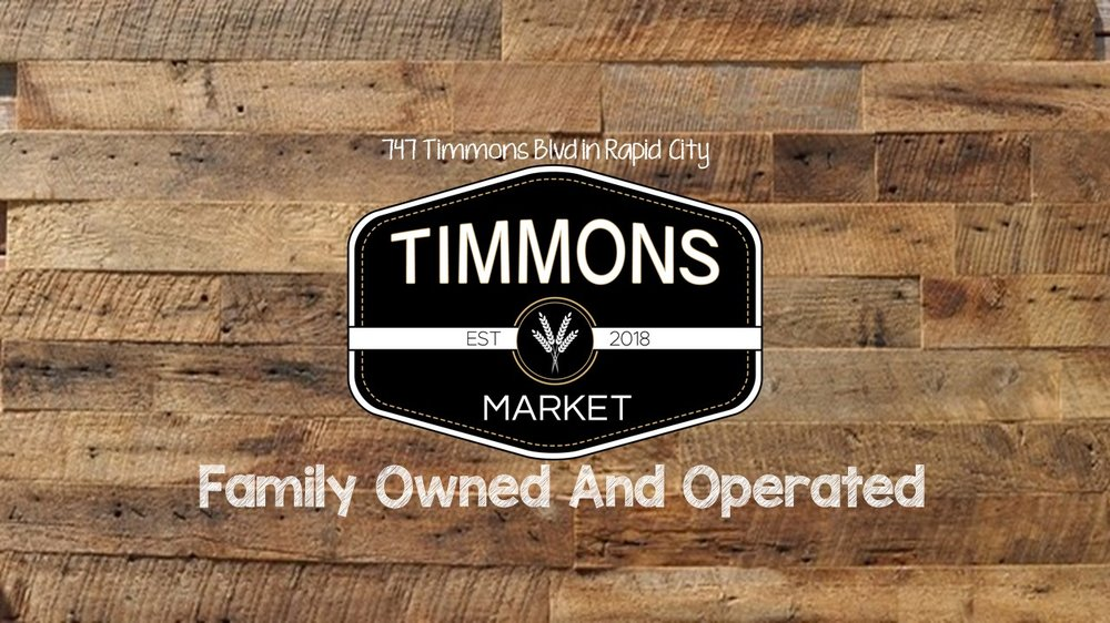 Timmons Market: 747 Timmons Blvd, Rapid City, SD