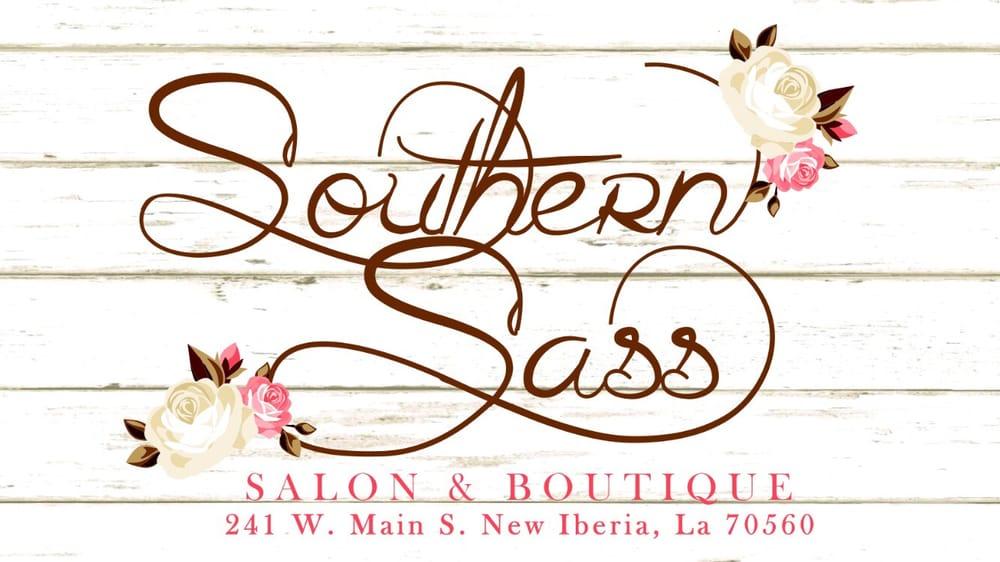 Southern Sass Hair Salon & Boutique: 241 West Main St, New Iberia, LA