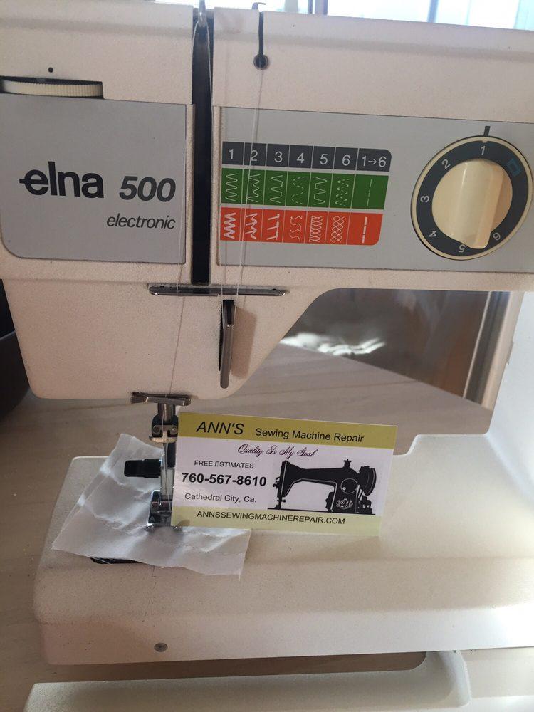 Anns Sewing Machine Repair Appliances Repair 40 Sawgrass Rd Unique Sewing Machine Repair Austin
