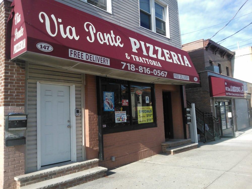 Via Ponte Pizzeria Staten Island Ny