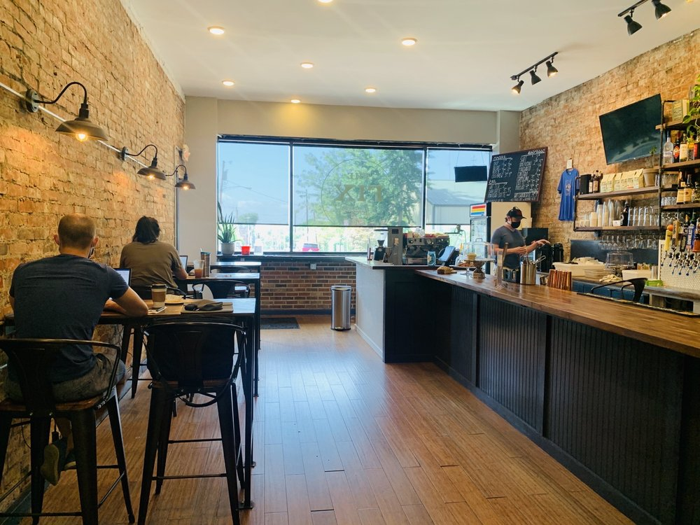 The Fix Coffeehouse and Bar: 648 E McMillan St, Cincinnati, OH