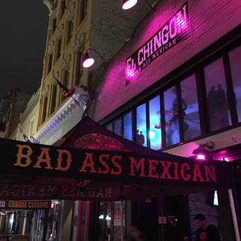 Mexican ass restaurant ang bros